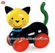 ICTI factory plastic toy mini lucky cat