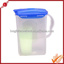 3000ML 5pcs set wholesales Disposable plastic water canteen plastic canteen water bottle