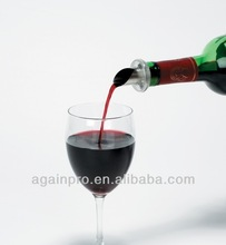 Wine Accessories Plastic Aluminum Oil And Vinegar Pourer