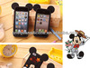 New arrival !!! silicon cover for Iphone, silicone cover with Disney Lisence