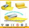 Glass wool blanket/fiberglass wool roll/glasswool roof thermal building materials