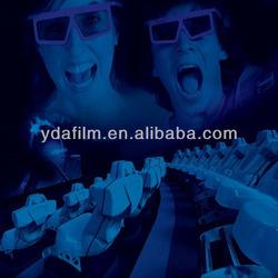 2014 NEWEST 5d cinema simulator