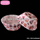 2013 hot sale Paper Cupcake liner / Baking cups / Cupcake wrappers