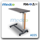 A035 Hot! Useful hospital bedside tables