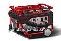 Newest Design 5Kw Loncin Engine Gasoline Generator From GENATA