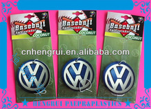 Custom Paper Car Air Freshener for promotion