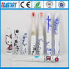 Good quality electric personalized travel toothbrush with cap