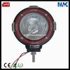 7inch Red & Black Round 35W 55W 12V 24V IP67 Pencil Beam HID Xenon Work Light 12V 35W MK-919