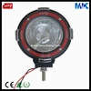 7inch Red & Black Round 35W 55W 12V 24V IP67 Pencil Beam HID Xenon Work Light 12V 35W MK-919