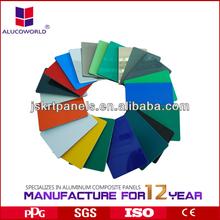 Aluminum Composite building fascia