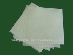 Wiper Sheet