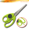 "S67001A FDA qualified 9-1/4"" Stainless Steel blades tape measure household scissors"