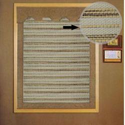 Raffia Paper and Cotton Line Cheap Curtain Fabrics