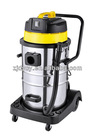 Industrial wet and dry vacuum cleaner for workshop & car wash shop