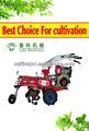 Trator agrícola imagem de máquina de poder pequeno