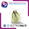 New design 186ml disposable ps dessert cup good quality food grade FDA BPA Free