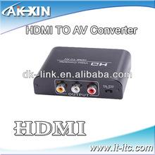 HDMI to audio+video Converter