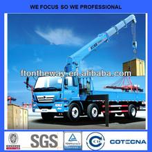 2T-25T XCMG telescoping boom truck mounted crane (Big discount)