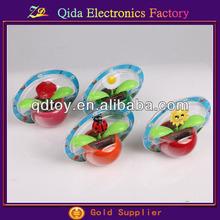 apple halloween flower pot crafts for decoration
