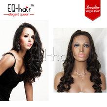 loose wave curl premium wigs, full wig cap heat friendly full cap wig