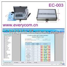 Human body composition analysis machine body element analyzer