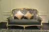 Classic italian antique living room furniture sofa
