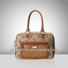 V542-Designer jacquard handbag, lady mature graceful tote bag, bags handbags women famous brands