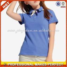School Uniform Plain Bulk Polo Shirts Wholesale China