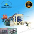 Qt4-15c bloco de gesso máquina de produção