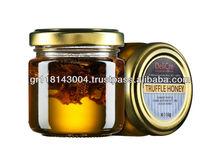 Acacia Honey with pieces of Black Summer Truffle (t.aestivum vitt. 3%)