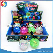 55 mm Light up rubber bouncy Ball YD3205934