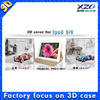 3D case for ipad wholesale from professional factory