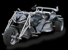 Trike Bike 4,2 l V8 299HP