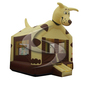 Inflatable Castle Funny Dog