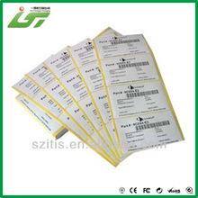 printing product branding sticker printing company