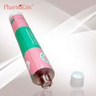 Shoe polish Aluminum tube with screw cap/Dia:30mm