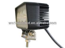 Hot selling high power 9W,10V-30V DC,emergency vehicle work lights led