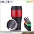 promocional taza de café Nescafé con logo PP cáscara interior personalizada