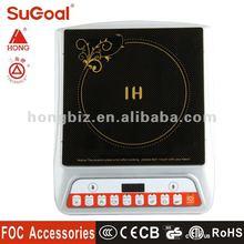 2014 SuGoal gas cooker grid/frying pan dry cooker/halogen cooker