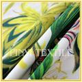 新しい織ポリエステルニットファブリック明るい色をスキューバ