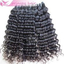 100% Virgin Indian Deep Curly Hair weave hair express
