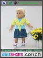 """Moda 18"""" american girl venta al por mayor ropa de la muñeca accesorios de muñecas de american girl ropa de la muñeca"""