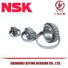 China manufacturer Tapered Roller Bearing NSK Bearing 30204