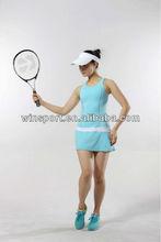 Bádminton mujeres ' s visten vestido de tenis