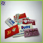 cartoon woven label/main labels design for garments