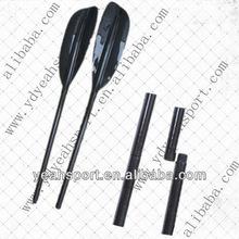 full carbon detachable fiber kayak paddle