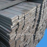 hot rolled carbon steel flat bar / flat steel