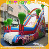 Customized monster wave inflatable water slide