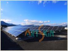 solar power plant 1mw solar kit