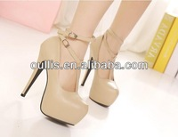 shoes woman fashion lady dress high heels newest designs PC2701